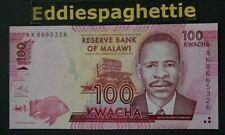 Malawi 100 Kwacha 1-1-2013 UNC P-59b