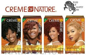 Creme Of Nature Liquid Permanent Hair Colour Ammonia-Free
