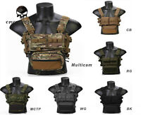 Emerson MK3 Modular Lightweight Chest Rig Micro Fight Chissis 5.56 Mag Pouch