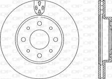 Fits Fiat Panda 312 0.9 4x4 GENUINE OE QUALITY APEC Arrière Solid Disques de frein Set