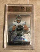 JIMMY GRAHAM RC 2010 BOWMAN STERLING ROOKIE AUTO BGS 9.5 / 9 AUTO