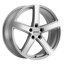 17 inch 17x8 PETROL P2A Silver wheel rim 5x4.49 5x114 +40
