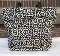Kate Spade New York Tote-NWOT-Black And White