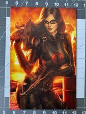 IDW Comics GI Joe Real American Hero #218 NYCC Exclusive Artgerm Virgin Variant