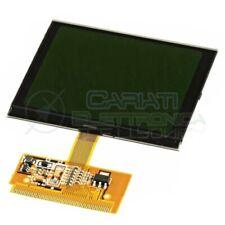 LCD Display DI RICAMBIO PER TACHIMETRO AUDI A3 A4 A6 S3 S4 S6 VW VDO LCD