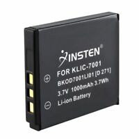 Battery For KODAK KLIC-7001 EASYSHARE V550 V570 M863 M1063 M893 M753 M763 M853