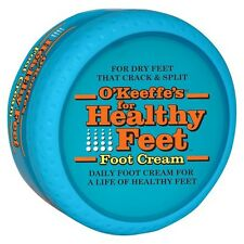 O'Keeffe'S Healthy Feet Cream Naturally Hydrating without Leaving Residue 2.7oz