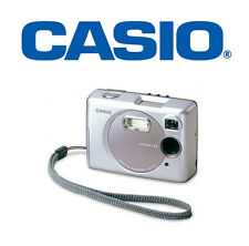 Casio LV-10 Digital Camera - Point & Shoot - Simple To Use