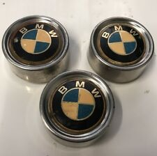 BMW Vintage / Classic Wheel Centres X3.  ((Y1))