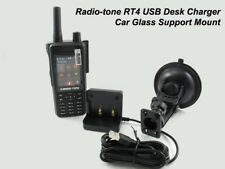 Full set RT4 Radio-tone Smartphone + Car Mount Charger & Handfree PTT Cable