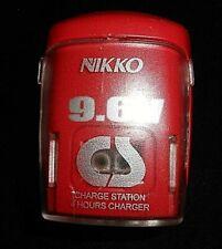 NIKKO 9.6V. CHARGE STATION FOR R.C. CAR, BOAT, OR PLANE BATTERIES