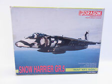 Lot 29288 | Dragon 4561 snow Harrier GR. 5 1:144 kit ungebaut nuevo en OVP