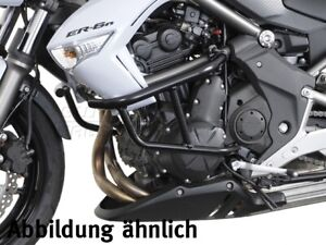 Kawasaki ER 6N Bj 2006-2008 Sturzbügel SW Motech Motorrad Schutzbügel NEU