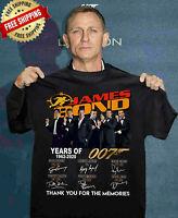 JAMES BOND - 007 - FILM 10 SHIRT
