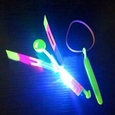 LED Light Up Flashing Dragonfly Glow Flying Dragonfly for Kids Funny Toys