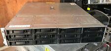 HP MSA60 Modular Smart SAS Array , NO HARD DRIVE PRESENT STORAGE UNIT