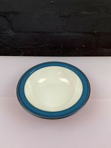 """Denby Boston Blue Cereal Bowl 7"""" Wide Last 6 Available 2nd Quality"""