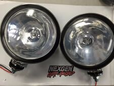 """6"""" OFFROAD SPOT/DRIVING LIGHTS (pair) JEEP TRUCK 4X4 SUV DUNE BUGGY SAND CAR KC"""