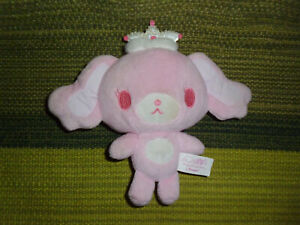 Sanrio Sugarbunnies Balletusa pink plush toy stuffed animal small 6""