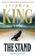 The Stand (The Complete and Uncut Edition) by King, Stephen Paperback Book The