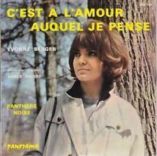 C'est À L'Amour Auquel Je Pense / Panthère Noire 7 : Yvonne Berger