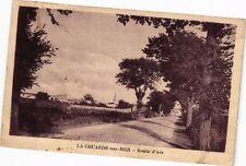 CPA   La Couarde-sur-Mer - Route d'Ars  (242185)