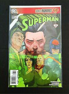 Superman #693 (DC, 2009)