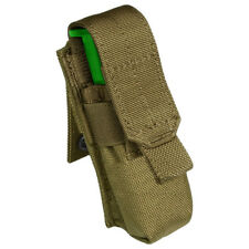 Flyye Tactical Single 9mm Mag Pouch ver. FE MOLLE Army Webbing Case Coyote Brown
