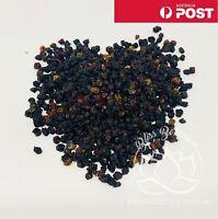 100% Organic Elderberries - Immune Boosting - Antioxidant  Anti-Viral Elderberry