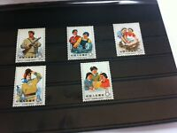 PRC CHINA 1965 WOMEN OF INDUSTRIAL FRONT MNH ORIGINAL