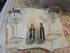 Buffy the Vampire Slayer Glassware - Cocktail glasses & shot glasses