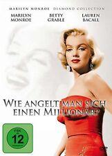 Wie angelt man sich einen Millionär - Marilyn Monroe - DVD - OVP - NEU