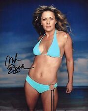 Nicole Eggert Signiert 8x10 Foto - Charles in der Charge / Baywatch Baby - Sexy!