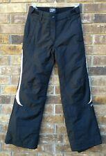 CB SPORT Women's Size Small Black Insulated SKI Snowboard Winter Snow PANTS