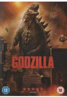 Godzilla - Bryan Cranston, Juliette Binoche - NEW Region 2 DVD