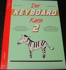 """DER  KEYBOARD - KURS  N 2272  """"  BAND  2 """"    SWOBODA"""
