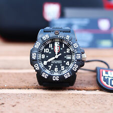 Luminox A.7051 Navy Seal Colormark 38mm Rubber Men's Women's Swiss made FedEx