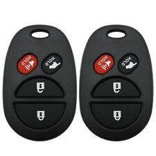 GQ43VT20T 6-Btn Key Fob Keyless Entry Remote fits 2004-2016 Toyota Sienna