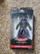 Marvel Legends Spider-Man into the Spider-verse Marvel's Prowler - loose