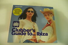 CLUBBER'S GUIDE TO ....IBIZA 2 CD SUMMER 2001.FEAT ROGER SANCHEZ FATBOY SLIM ..