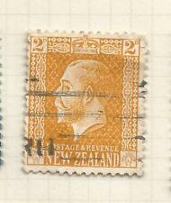 NEW ZEALAND 1925 King George V  3D USED RARE