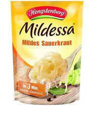 HENGSTENBERG  MILDESSA ( German Sauerkraut ) Mild Sauerkraut - German Production