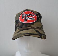 muscle car, bonnet, casquette de camionneur, camouflage, V8, Mustang, CHARGER,