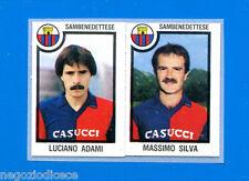 CALCIATORI PANINI 1982-83 - Figurina-Sticker n. 550 -ADA#SIL-SAMBENEDETTESE -Rec
