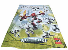 Lego Bionicle Single Bed Quilt Cover 2005