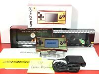 Nintendo Gameboy Game Boy Micro Famicom Color NES Console 20th Anniversary 3 BOX