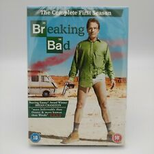 Breaking Bad The Complete first season NEW and SEALED DVD Series 1 Free Post
