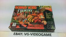 DONKEY KONG COUNTRY SNES   VERSIONE AMERICANO