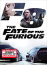 The Fate of the Furious DVD Movie Fast and Furious 8 2017 F8 Free Shipping New