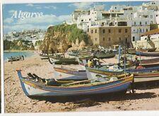 Albufeira Algarve Portugal 1991 Postcard 093a